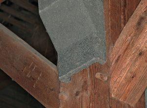 Fledermaus-Dachbodenkasten