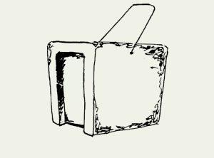 Zeichnung Haselmauskasten – Artikel 200