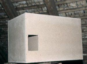 Schleiereulenkasten