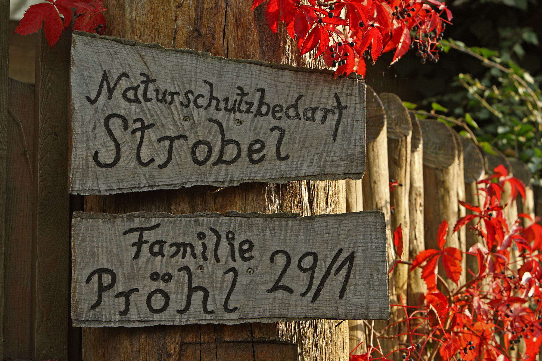 Naturschutzbedarf Strobel, Nitschkaer Straße 29, Schmölln OT Kummer