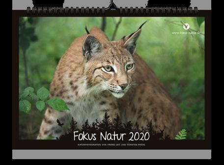 Fokus-Natur-Kalender-2020-Titel